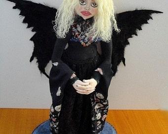 Art Doll-Winged Goddess-JOSETTE