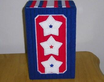 Patriotic Bag Holder PATTERN ONLY