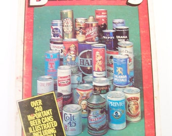 vintage beer cans collecting book by Richard R Dolphin over 240 illustrated cans