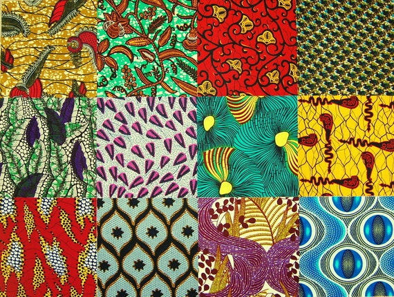 Image result for african wax print