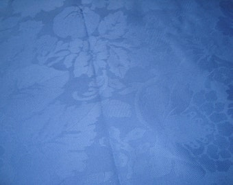 """Fabric Material Cotton Blue 7 Yards x 56"""""""