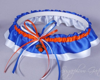 New York Knicks Wedding Garter