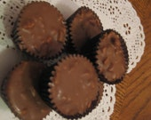 15 Melt in your Mouth Peanut Butter Cups English Toffee FREE SHIPPING