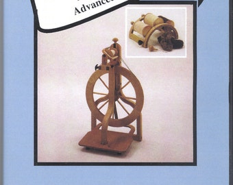 Handspinning  Advanced Techniques DVD by Mabel Ross
