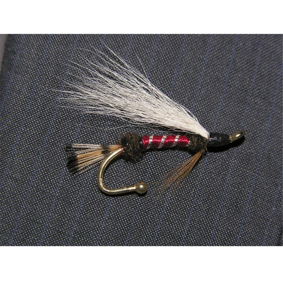 Unavailable listing on etsy for Fishing hat pins