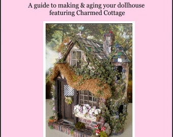 PDF  Building a Fairytale Cottage Dollhouse How To PDF