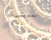 Custom Order for Matthew