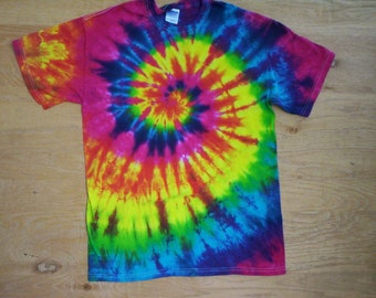 Rainbow Tradition Tie Dye