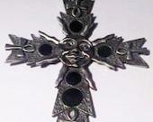 Anch Sun Cross of Life - Metal