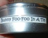 BUNNY FOO FOO in a Tin