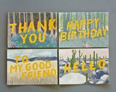 Ecosystems Multipurpose Card Set