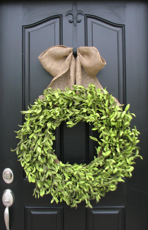 Xl Boxwood Wreaths Artificial Boxwood Wreaths By Twoinspireyou