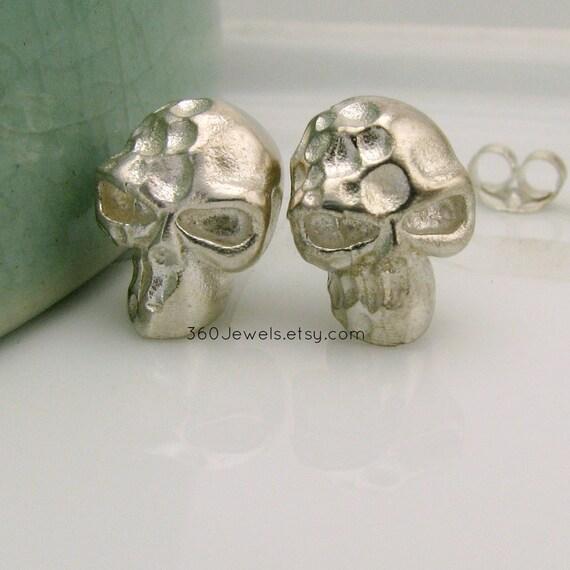 Stud Earrings For Men 3d