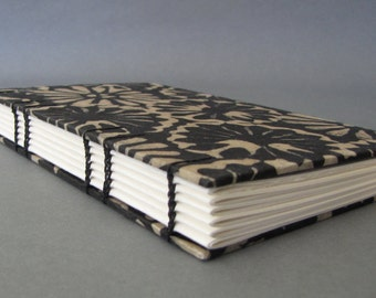 Batik Mums in Black Tall Skinny Journal