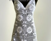 Dress. Crochet Pattern No 231