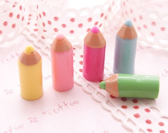 Colorful Pencils Miniature Set of 5pc