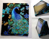 iPad Cover Hardcover Case, iPad Air 1,  2,   Peacock