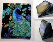 iPad Cover Hardcover Case, iPad Air 1,  2,   Peacock