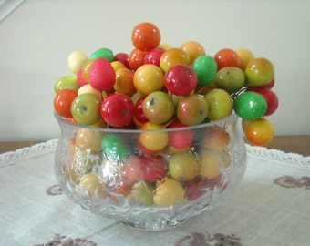 Millinery Fruit Bunches - Mixed Fruit