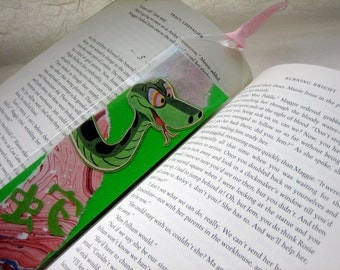 BOOKMARK - Year of the Snake - Chinese Zodiac