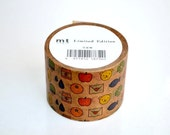 mt Washi Masking Tape - Gift Wrapping Wax Paper - Limited Edition