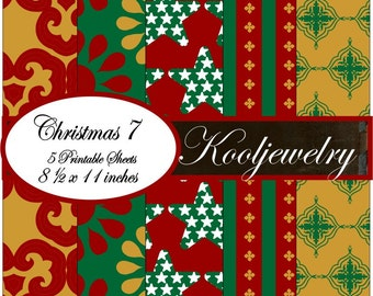Christmas Paper Pack - No. 75