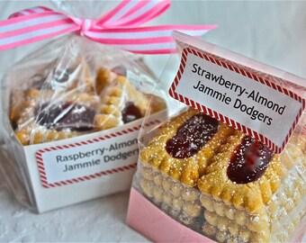 valentine cookies-Jammie Dodgers-Rasberry Shortbreads-strawberry shortbreads-Linzer Cookies-Valentine cookies-Valentine Shortbreads
