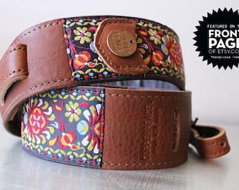 Gypsy Leather BANJO Strap
