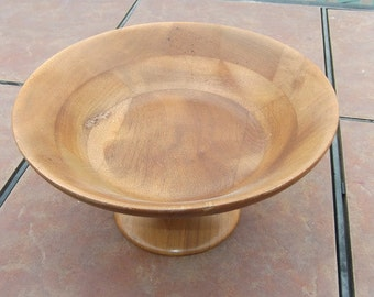 Handmade Wooden Candy or Serving Bowl