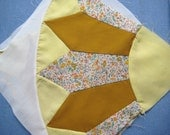 Quilt squares - YELLOWS
