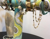 Morrocon Style Bracelet and Ring Display