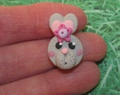 PDF Polymer Clay Tutorial - How to Make Cute Easter Bunny Beads Bow Centers - Great for Kids