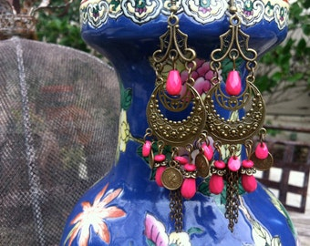 Merida Collection: Statement Earrings