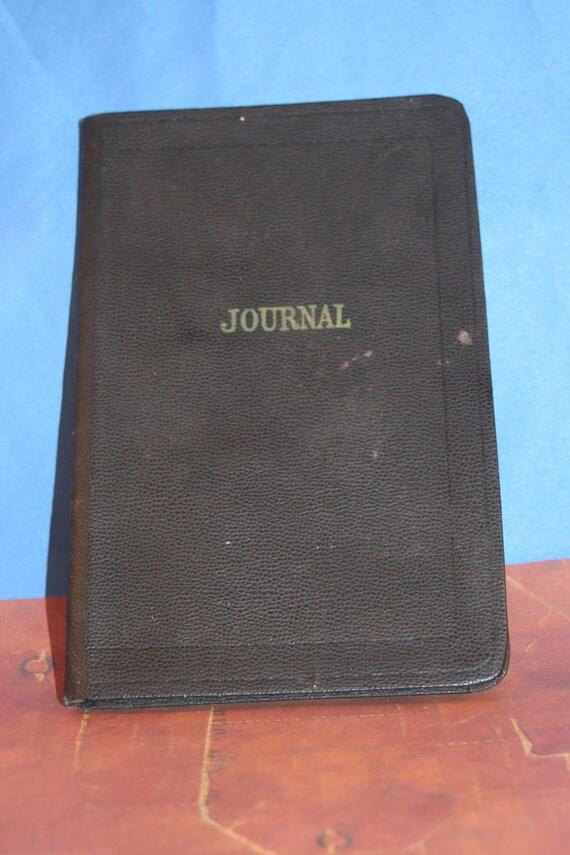 Black 50s Journal