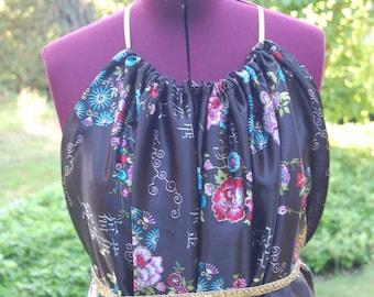 Garden Blossom Renaissance Inspired Dress SALE