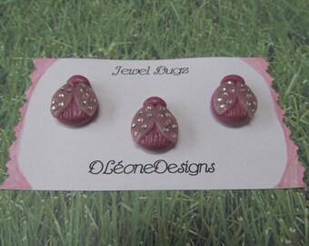 Jewel Bugz Polymer Clay Beads