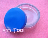 """Cover Button Assembly Tool - Size 75 (1 7/8"""") diy notion button supplies rubber hand press non machinery"""