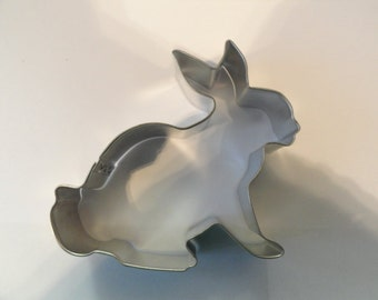 Bunny Cookie Cutter 4 inches