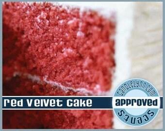 RED VELVET CAKE Clam Shell Package - Tarts - Break Apart Melts