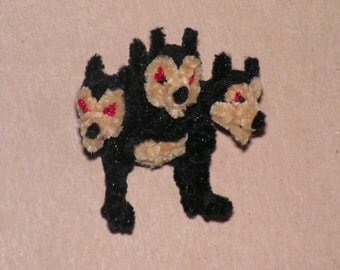 Fuzzy Figures - Cerberus