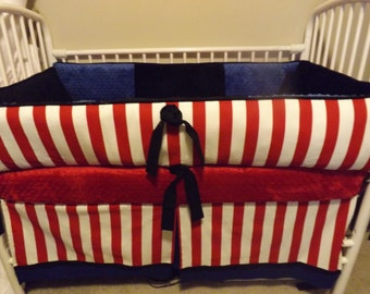 Cat And The Hat Pirate Baby bedding Crib set DEPOSIT DOWN PAYMENT