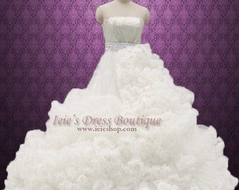 Wonderstruck Inspired Wedding Gown