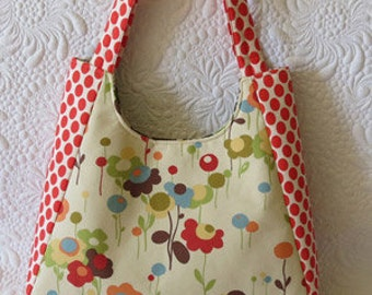 Chantal tote bag sewing pattern