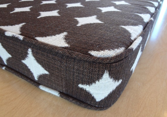 Items Similar To Bench Seat Cushion Custom 46 Quot X 25 Quot X 3 Quot Includes Foam Double Piping