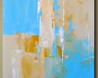 Desert Sands - 22 x 30 - Abstract Acrylic Painting - Original Contemporary Wall Art