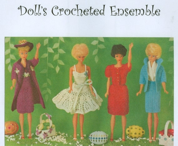 Doll Clothes Pattern Books