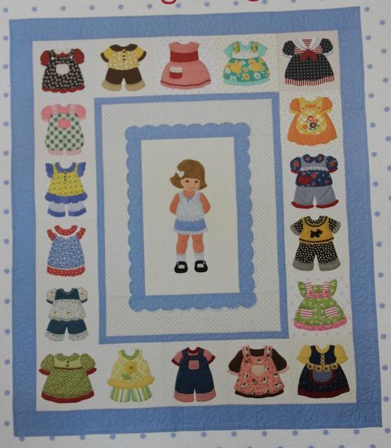 Dolly Days Quilt Pattern Book by Brandywine Designs
