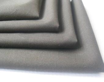 Cloth Napkins - Brown - 100% Cotton