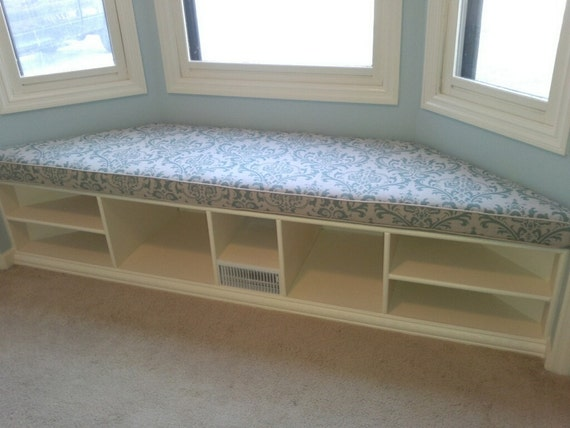 Trapezoid Cushion Custom Cushion Bay Window Seat Cushion