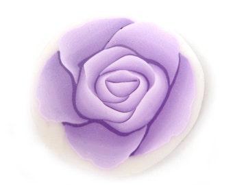 Fimo Cane Polymer Clay Cane Wisteria Rose Millefiori Cane